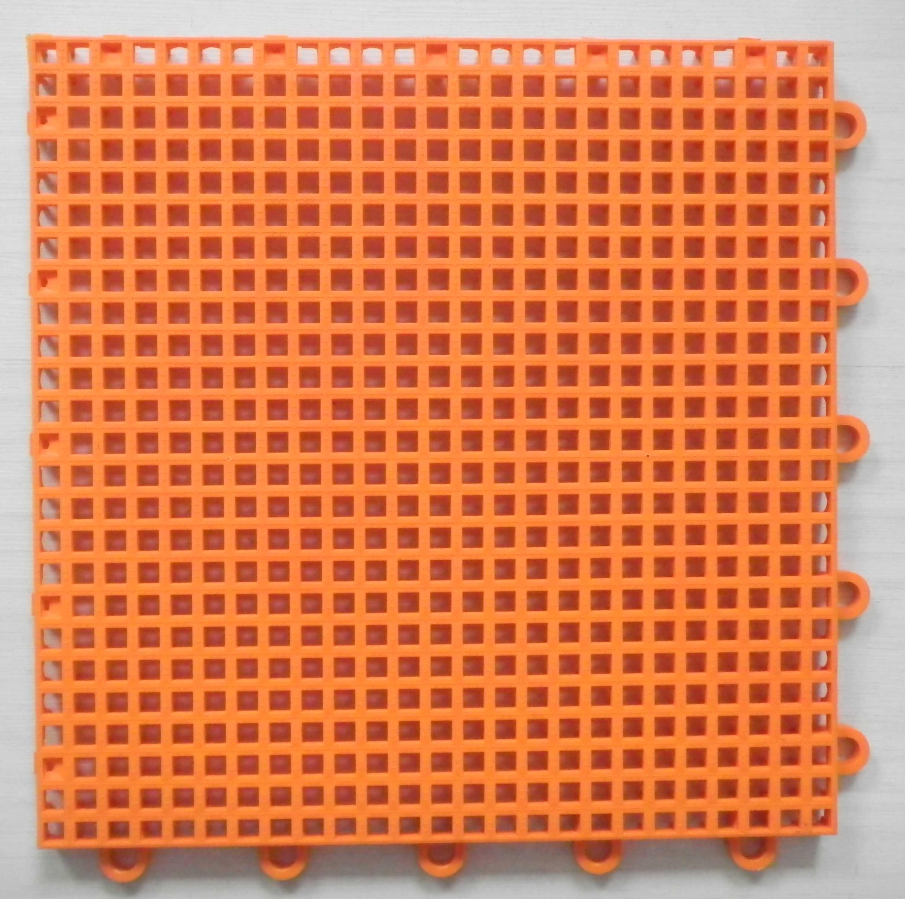 Square flat edges