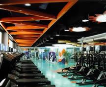 Weber gym