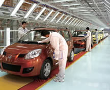 Great Wall Motors assembly plant